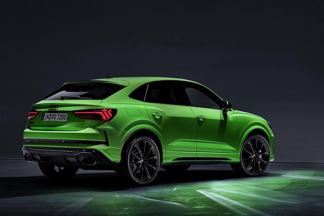 画像2: Audi RS Q3 Sportback