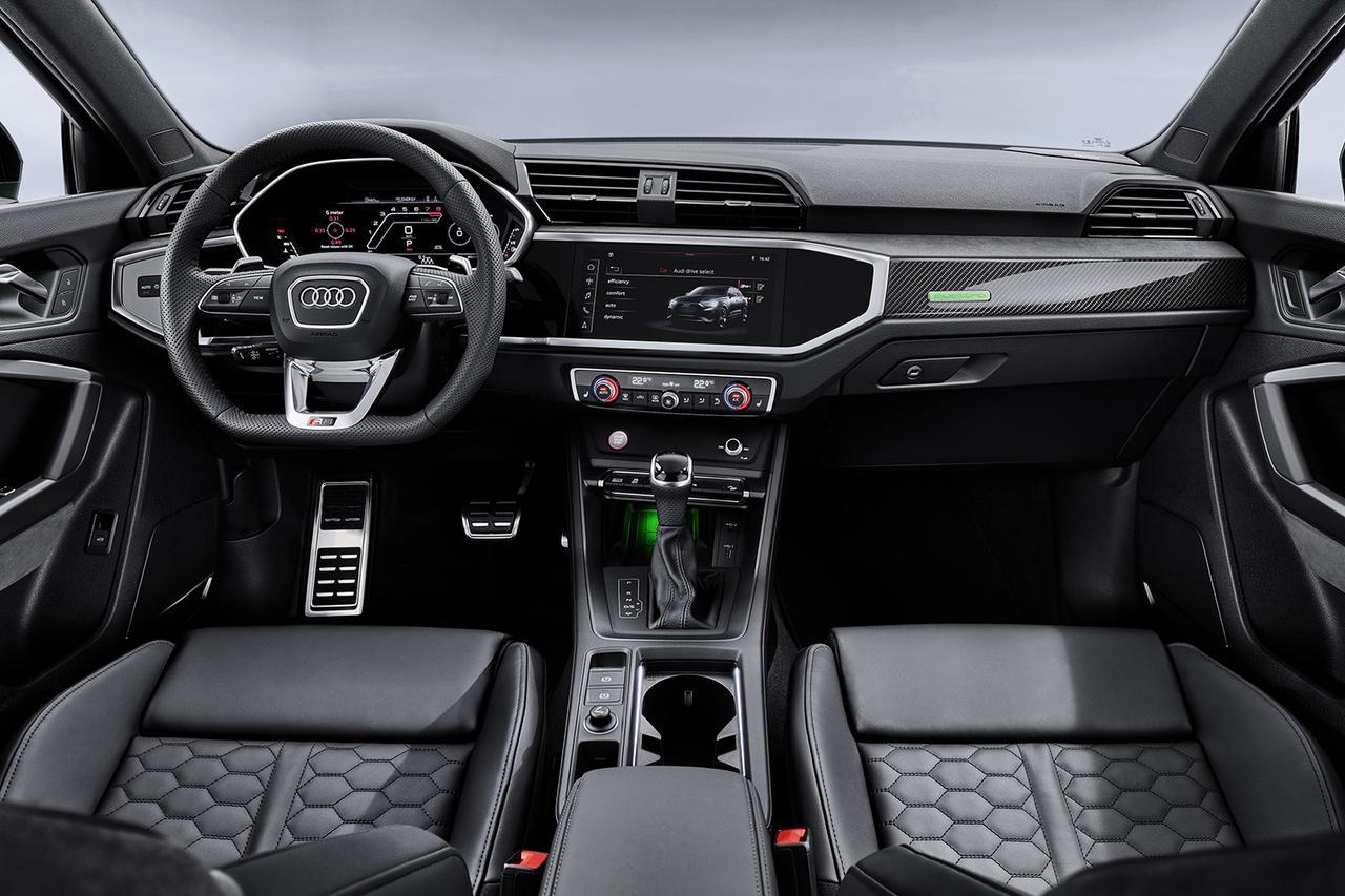 画像4: 「Audi RS Q3」「Audi RS Q3 Sportback」登場