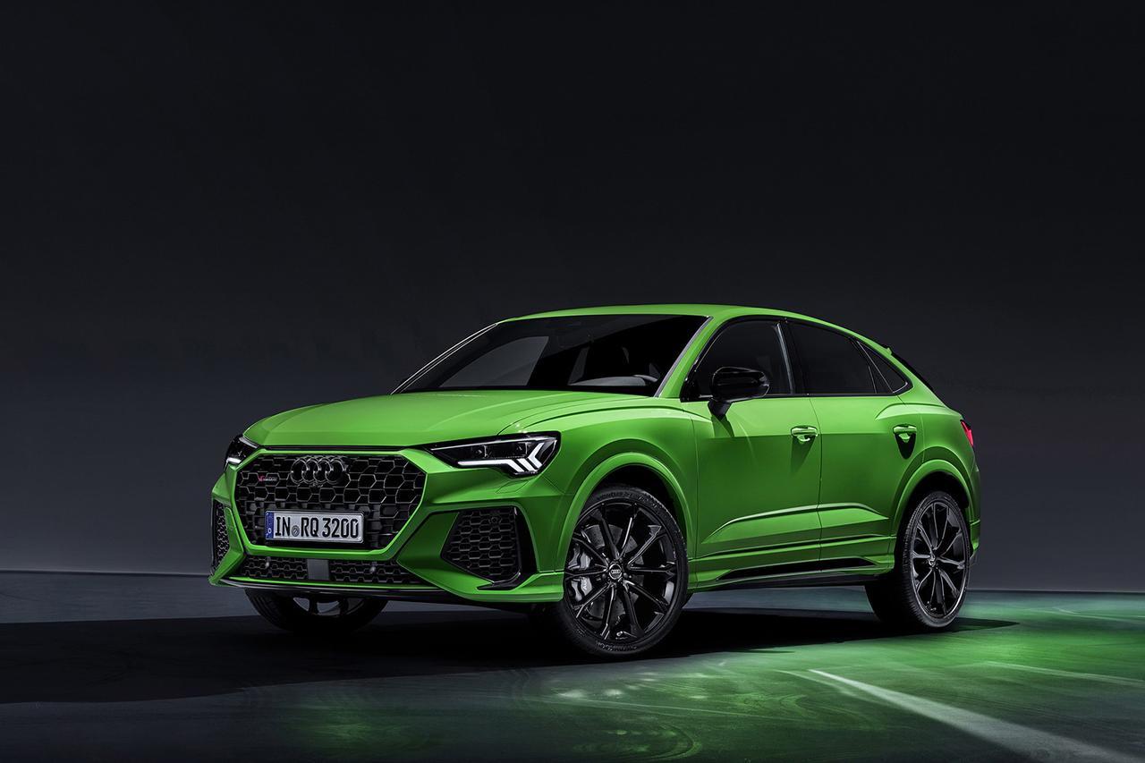 画像1: Audi RS Q3 Sportback