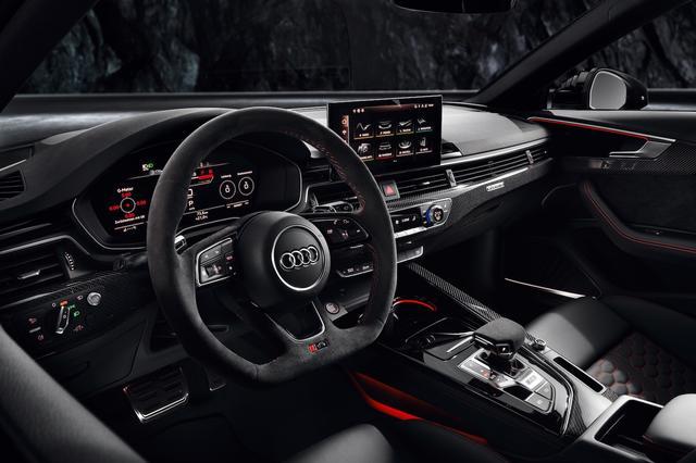 画像6: 「Audi RS 4 Avant」がフェイスリフト