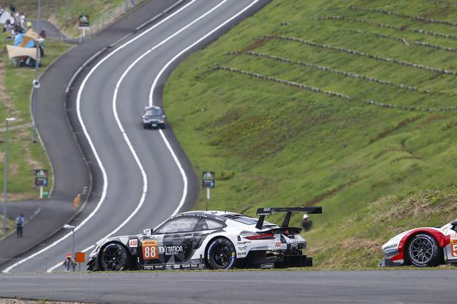 画像5: 【WEC Rd.2 Fuji】GTE Pro/Amクラスでポルシェが表彰台
