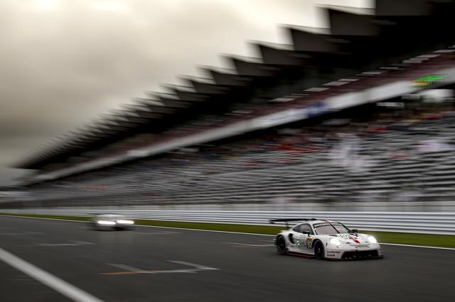 画像2: 【WEC Rd.2 Fuji】GTE Pro/Amクラスでポルシェが表彰台