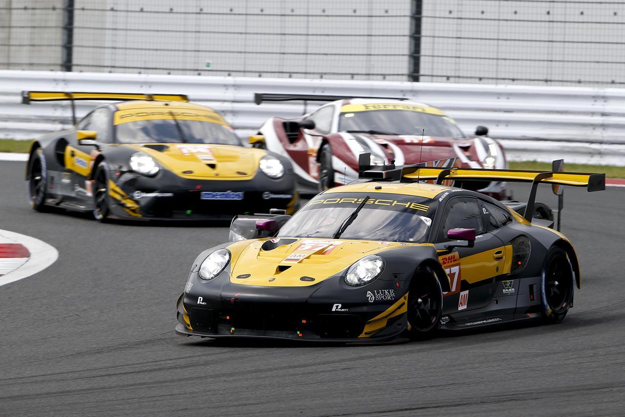 画像4: 【WEC Rd.2 Fuji】GTE Pro/Amクラスでポルシェが表彰台