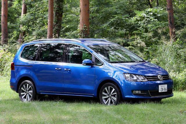 画像: 【ミニ試乗記】シャラン TDI ハイライン - 8speed.net VW、Audi、Porscheがもっと楽しくなる自動車情報サイト