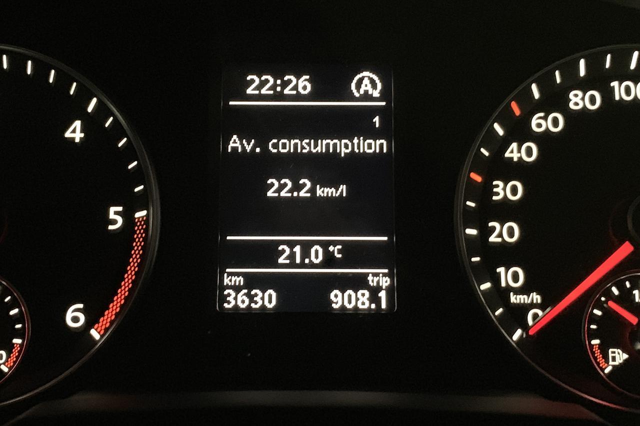 画像2: 【燃費調査】シャランTDIの高速燃費は?
