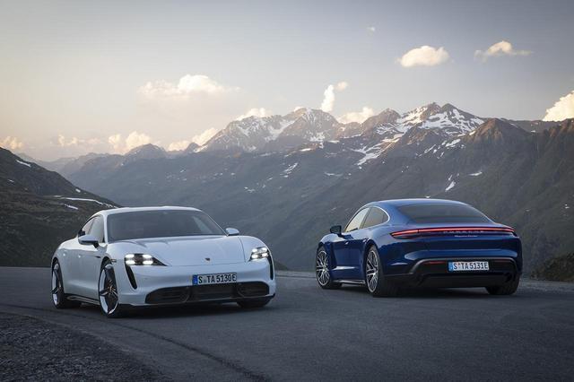画像: 「タイカン」がワールドプレミア - 8speed.net VW、Audi、Porscheがもっと楽しくなる自動車情報サイト