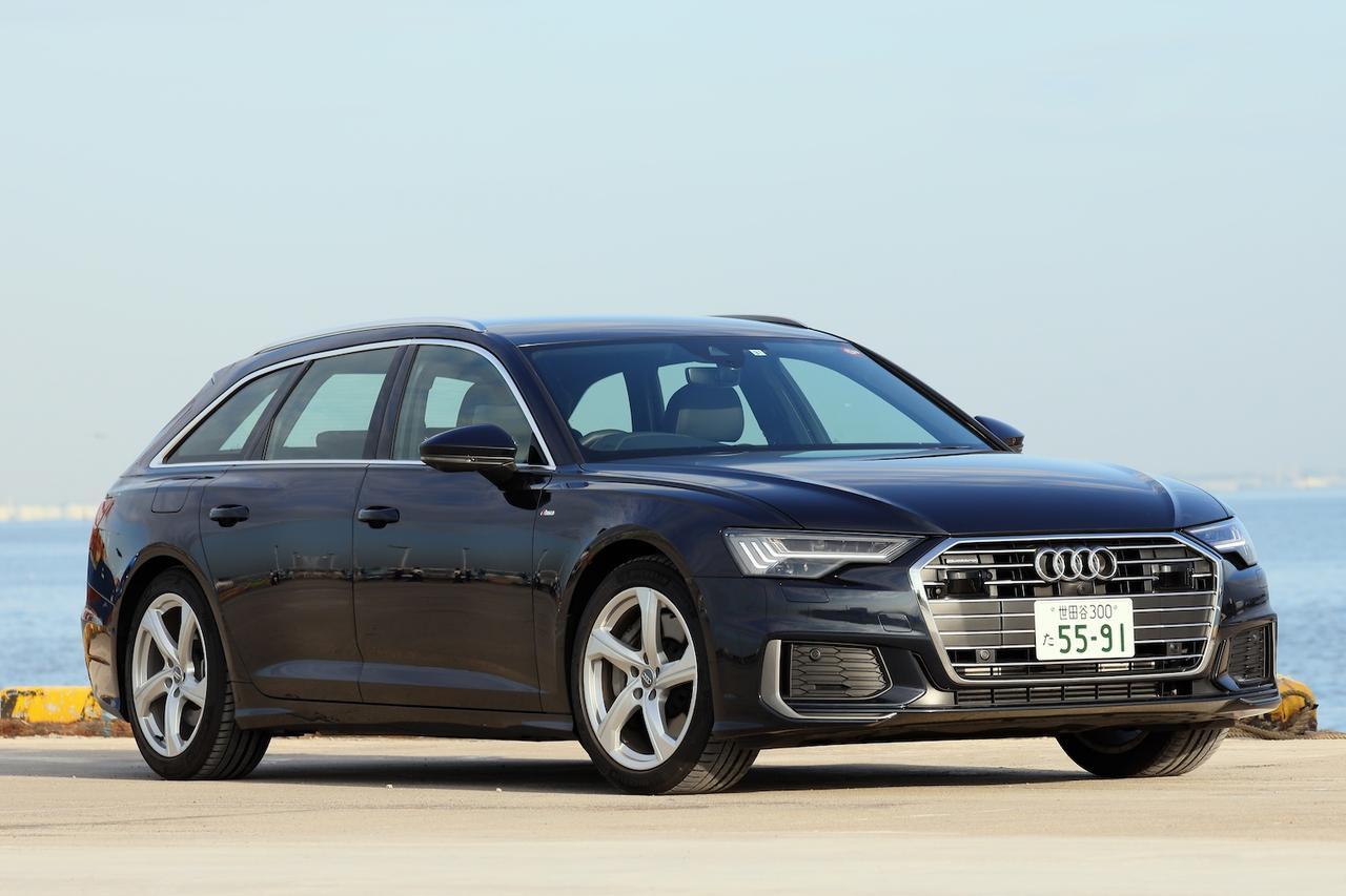 画像2: 【燃費調査】Audi A6 Avantで20km/L超!