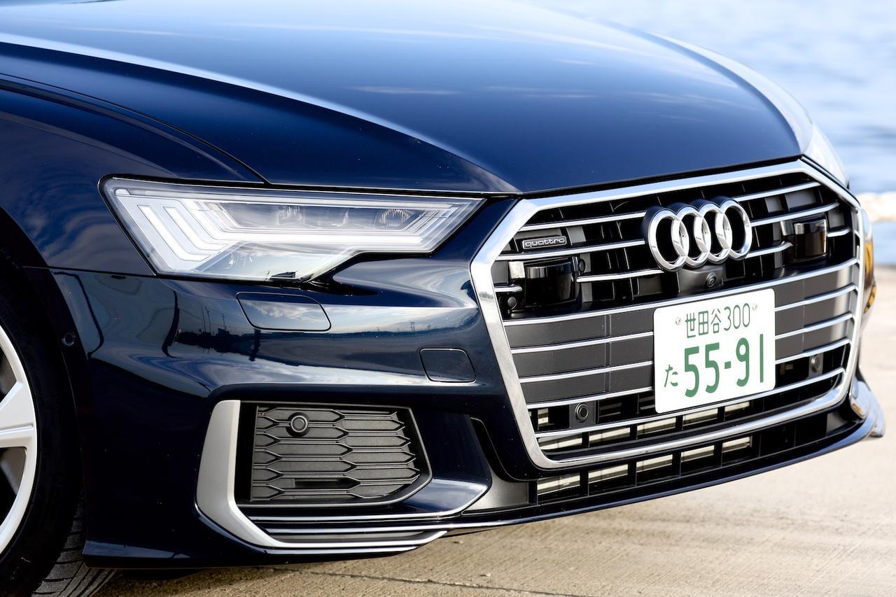画像1: 【燃費調査】Audi A6 Avantで20km/L超!