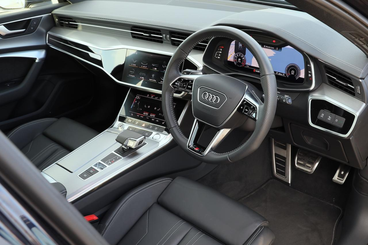 画像3: 【燃費調査】Audi A6 Avantで20km/L超!