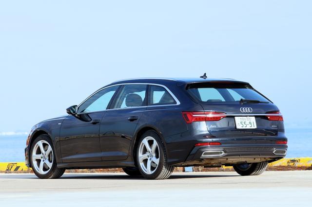 画像4: 【燃費調査】Audi A6 Avantで20km/L超!