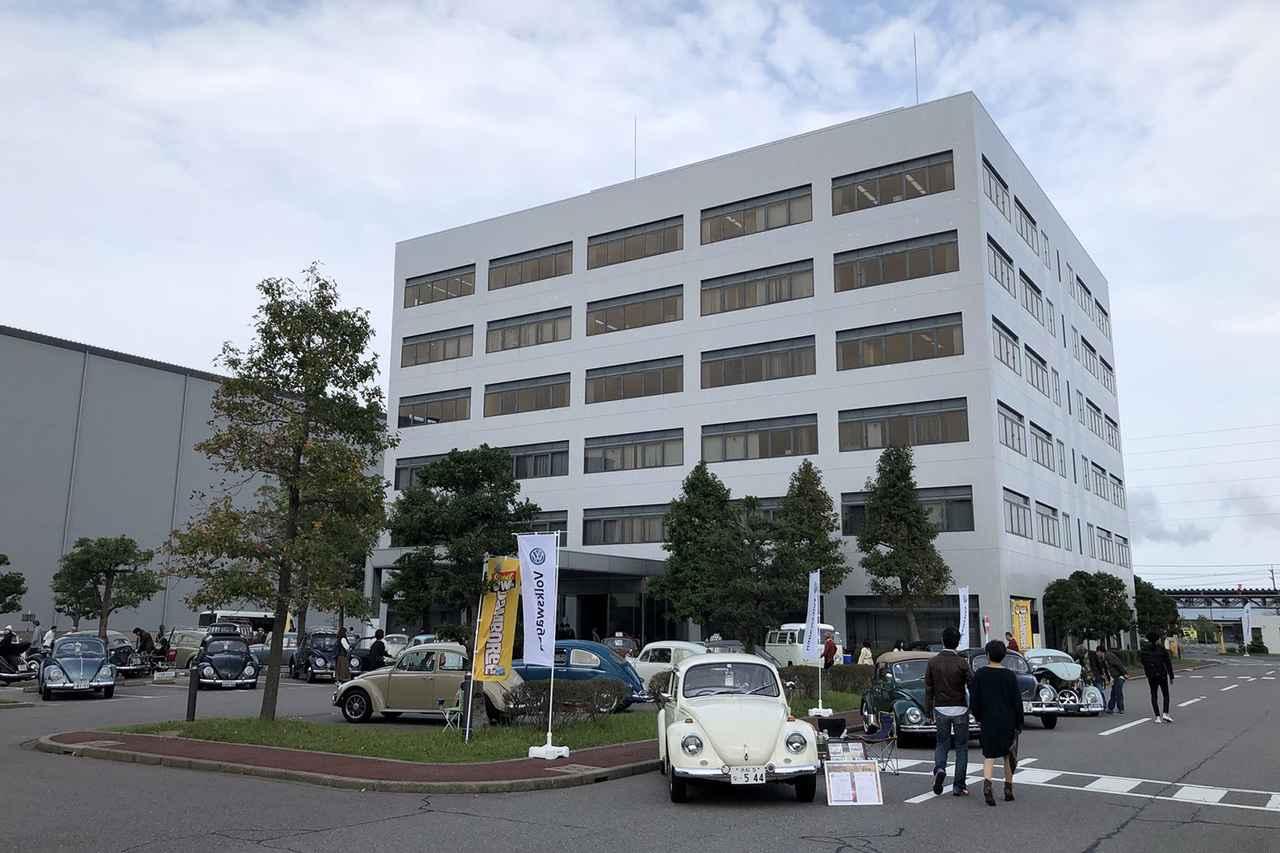 画像2: VGJ本社で開催の「Street VWs Jamboree」に2000台、5000人が来場
