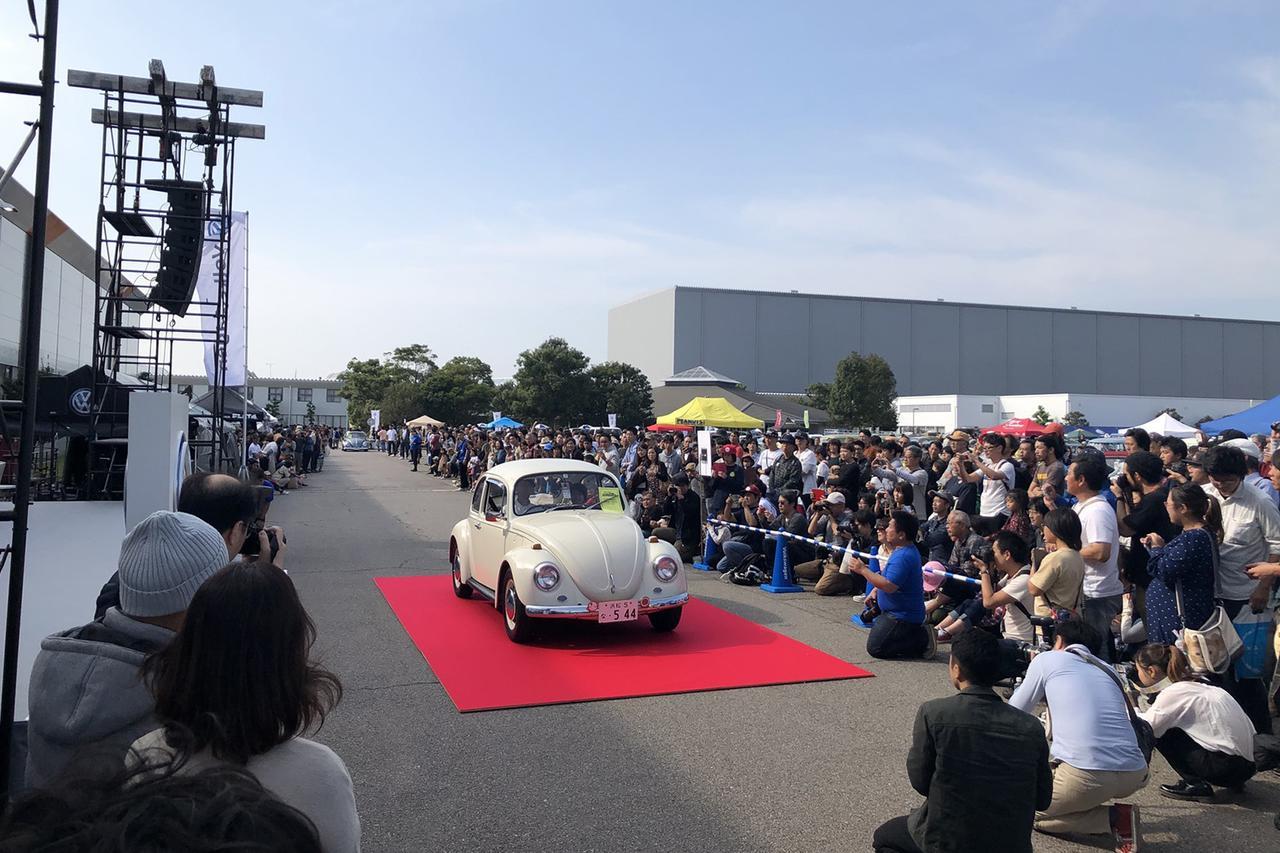 画像4: VGJ本社で開催の「Street VWs Jamboree」に2000台、5000人が来場