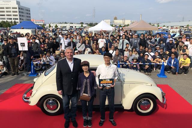 画像5: VGJ本社で開催の「Street VWs Jamboree」に2000台、5000人が来場