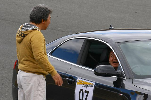 画像3: 第5回ドライビングレッスンの参加受付開始