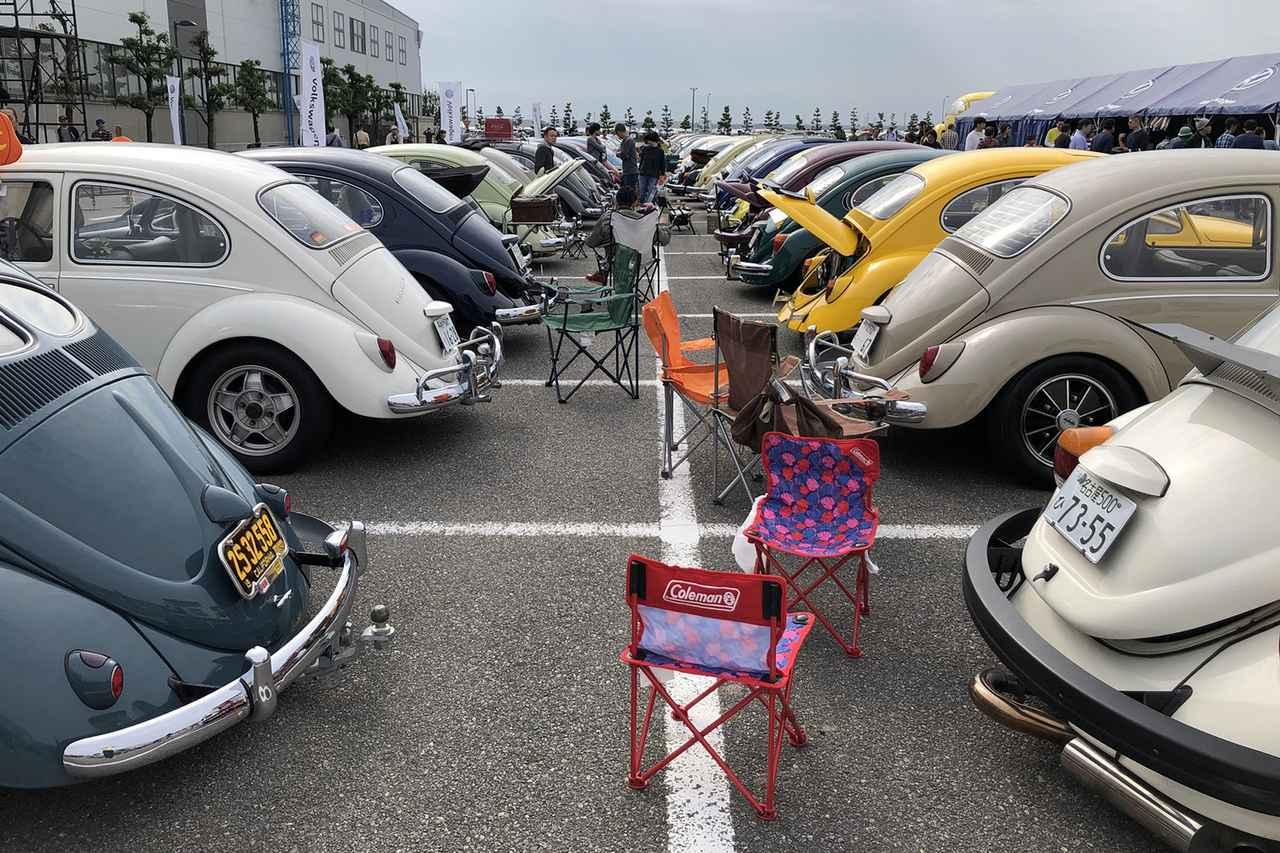 画像3: VGJ本社で開催の「Street VWs Jamboree」に2000台、5000人が来場