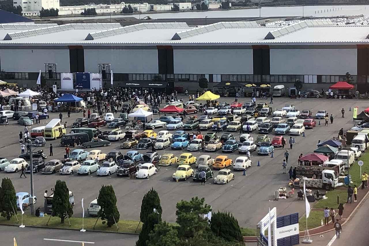 画像1: VGJ本社で開催の「Street VWs Jamboree」に2000台、5000人が来場
