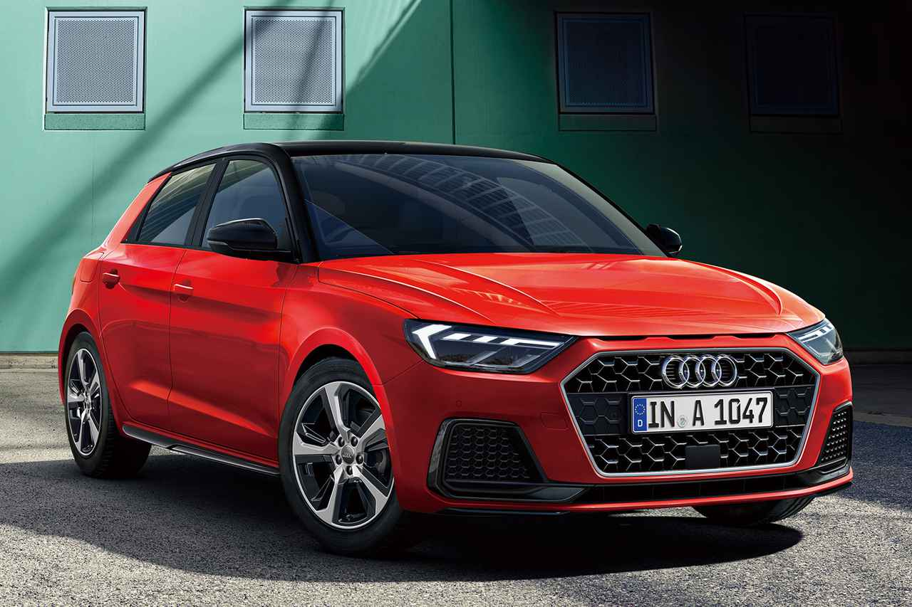 画像8: 新型「Audi A1 Sportback」発表