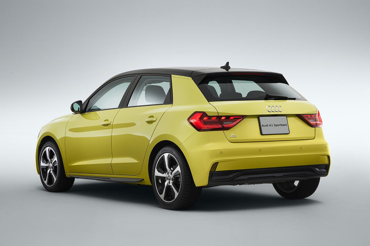 画像3: 新型「Audi A1 Sportback」発表