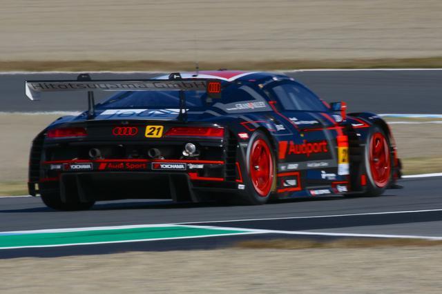 画像3: 【SUPER GT Rd.9 MOTEGI】Audi Team Hitotsuyamaがマシントラブルに見舞われながらも完走