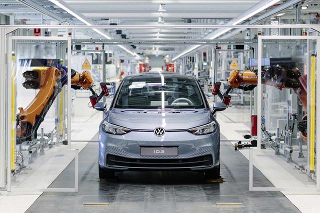 画像4: ツヴィッカウ工場で「ID.3」の生産開始