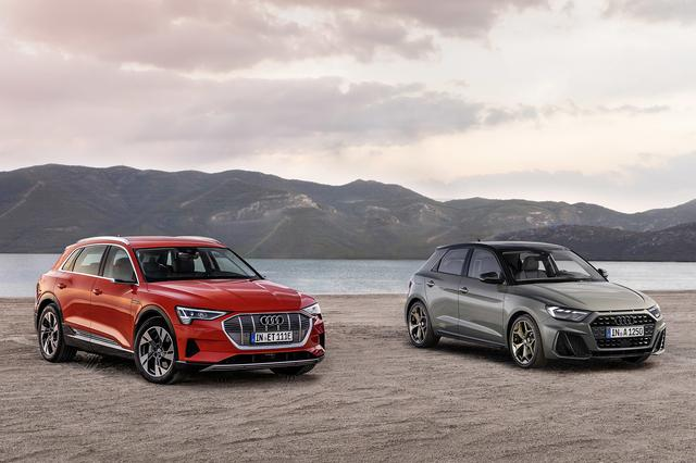 画像: 「Audi A1 Sportback」と「Audi e-tron」がゴールデンステアリングホイール賞を受賞
