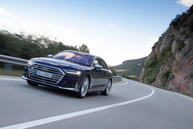 画像3: 新型「Audi S8」登場