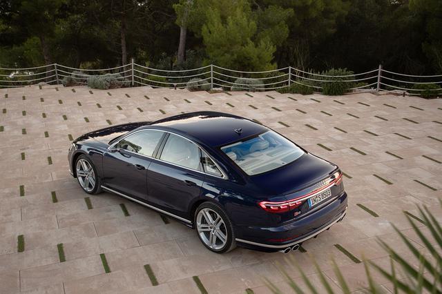 画像5: 新型「Audi S8」登場