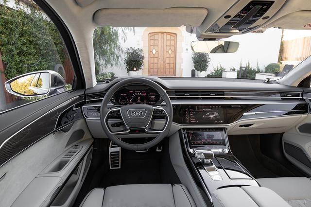 画像6: 新型「Audi S8」登場