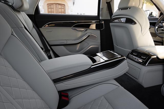 画像8: 新型「Audi S8」登場