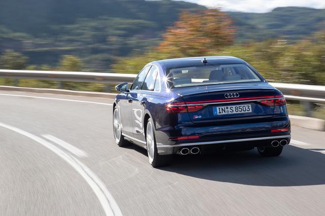 画像4: 新型「Audi S8」登場