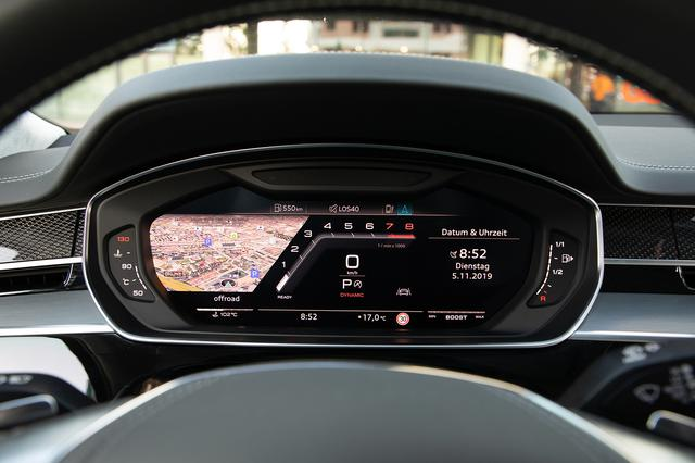 画像7: 新型「Audi S8」登場