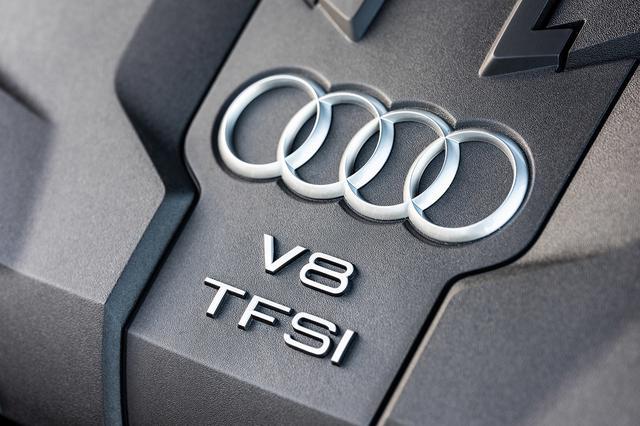 画像2: 新型「Audi S8」登場