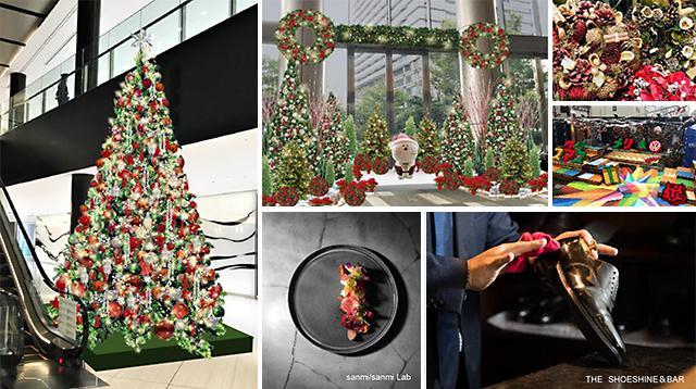 画像: 【虎ノ門ヒルズ】「TORANOMON HILLS CHRISTMAS 2019」が11月25日よりスタート! | ニュースリリース|プレスルーム|森ビル株式会社 - MORI Building