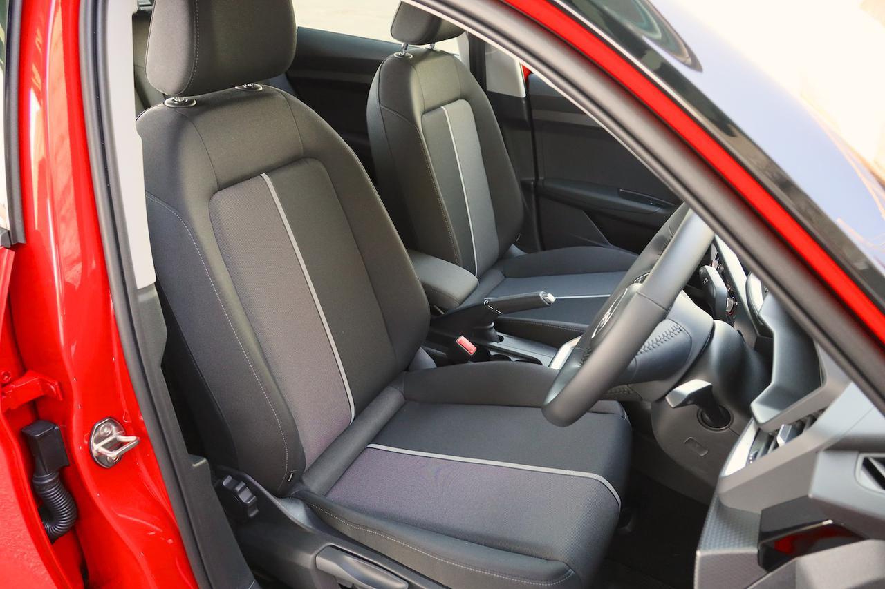 画像14: 【ミニ試乗記】Audi A1 Sportback 35 TFSI Advance
