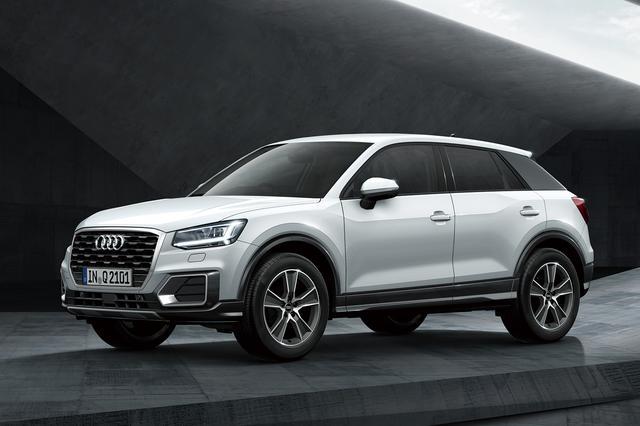 画像1: 限定車「Audi Q2 #contrast styling」「Audi A3 black styling」発売