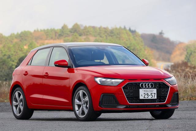 画像2: 【ミニ試乗記】Audi A1 Sportback 35 TFSI Advance