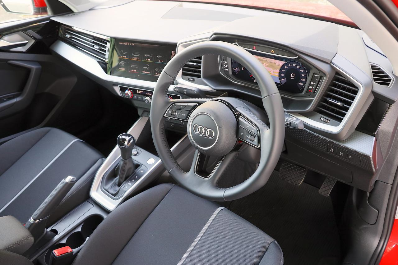 画像8: 【ミニ試乗記】Audi A1 Sportback 35 TFSI Advance