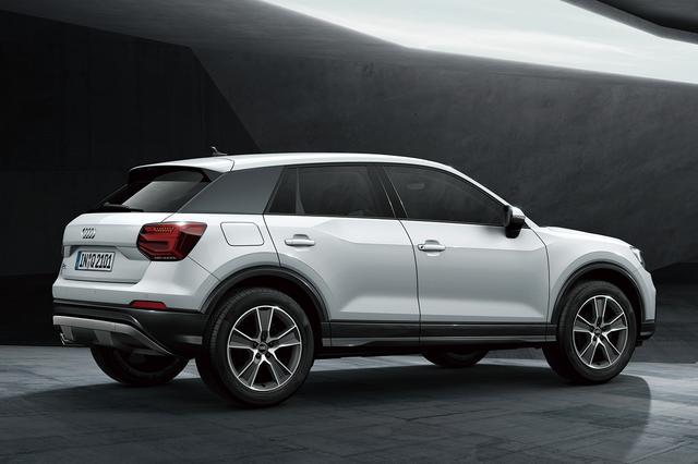 画像3: 限定車「Audi Q2 #contrast styling」「Audi A3 black styling」発売