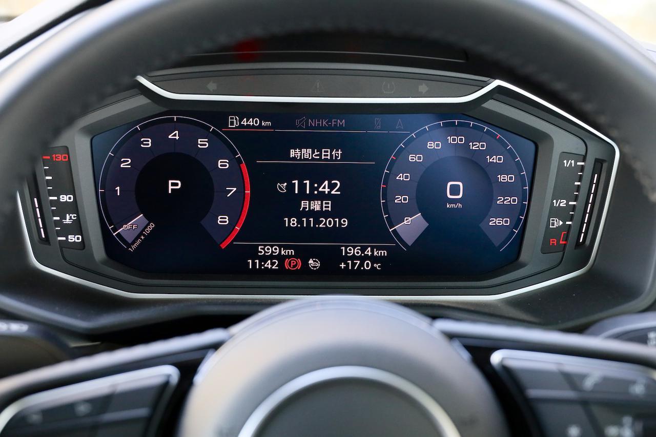 画像11: 【ミニ試乗記】Audi A1 Sportback 35 TFSI Advance
