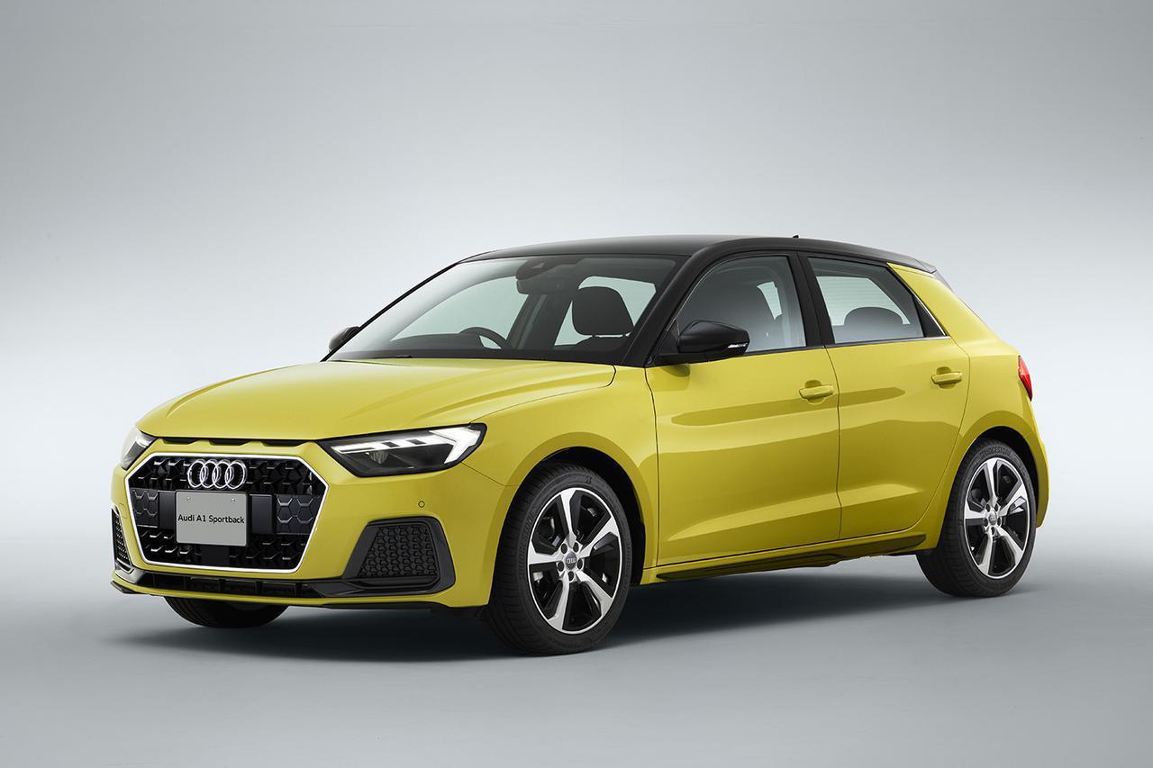 画像: 新型「Audi A1 Sportback」発表 - 8speed.net VW、Audi、Porscheがもっと楽しくなる自動車情報サイト