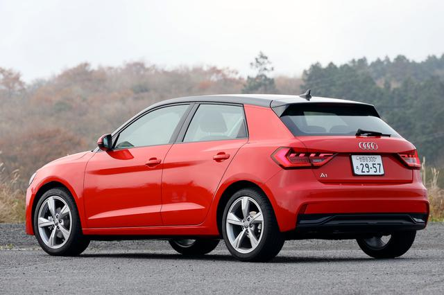 画像17: 【ミニ試乗記】Audi A1 Sportback 35 TFSI Advance