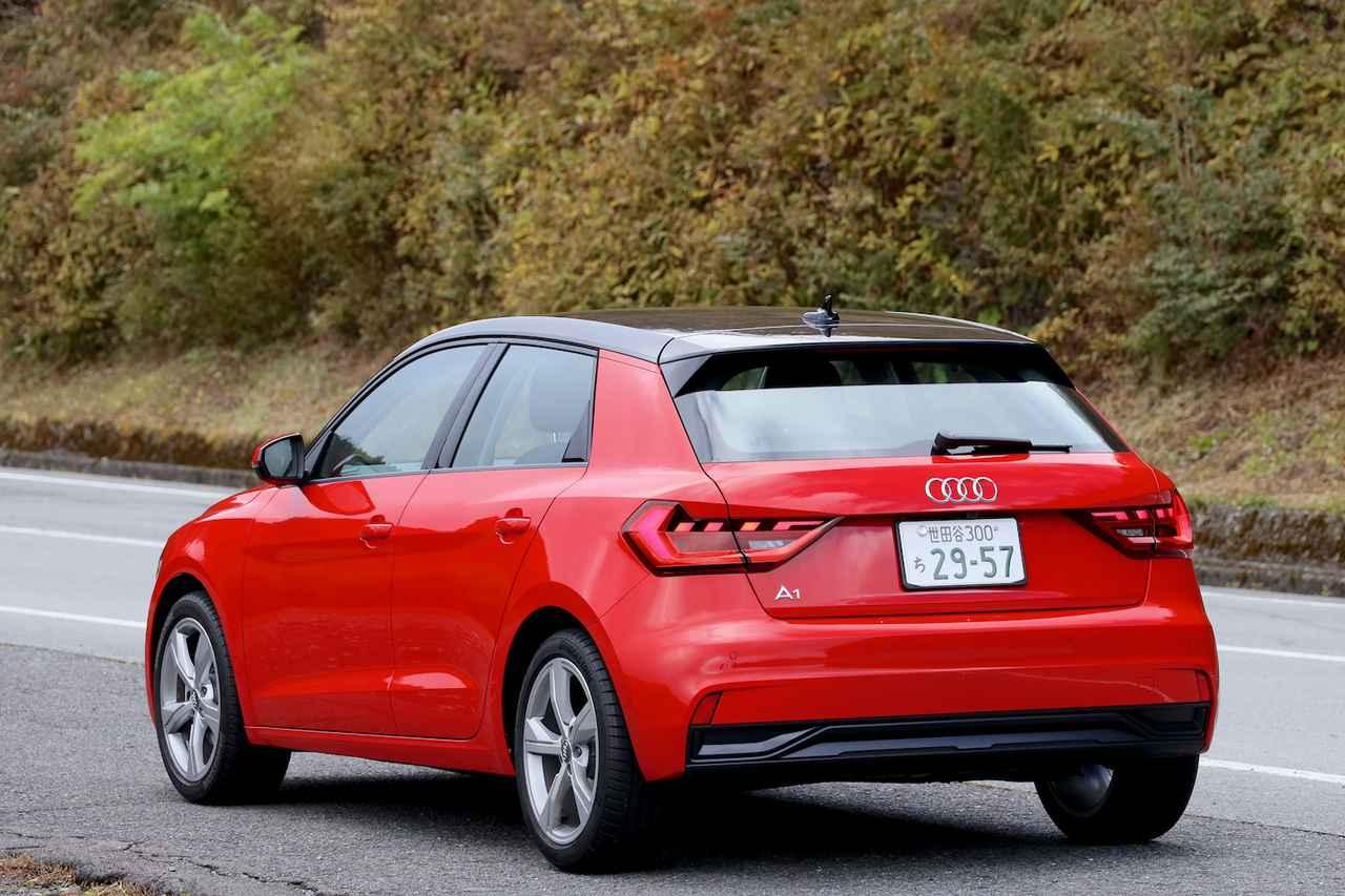 画像15: 【ミニ試乗記】Audi A1 Sportback 35 TFSI Advance