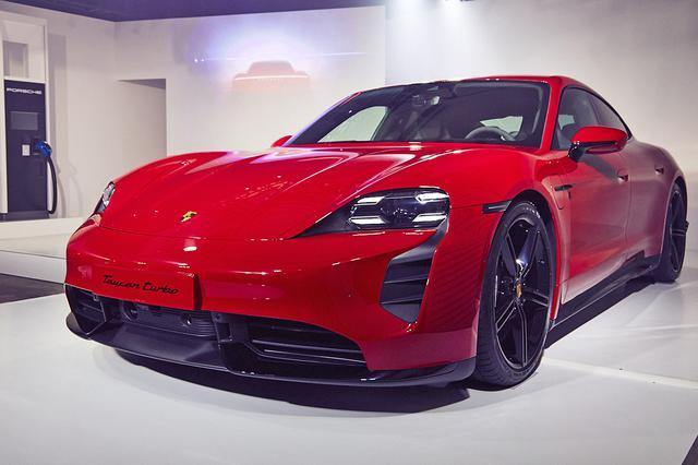 画像: Porsche Japan