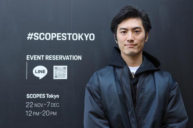 画像2: 「タイカン」日本初披露