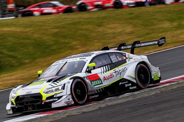 画像: #21 Audi Sport Japan RS 5 DTM / WRT Hitotsuyama Team Audi Sport
