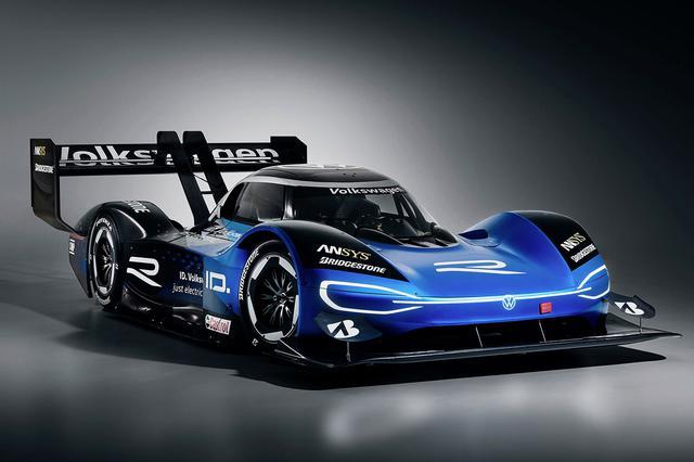 画像1: VWがモータースポーツで電動化に注力  内燃機関による活動は縮小