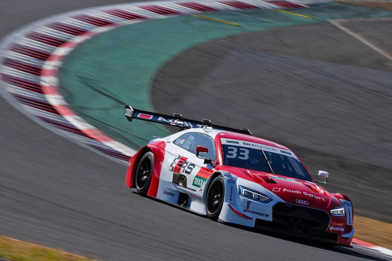 画像: #33 Audi Sport RS 5 DTM / Audi Sport Team Rosberg