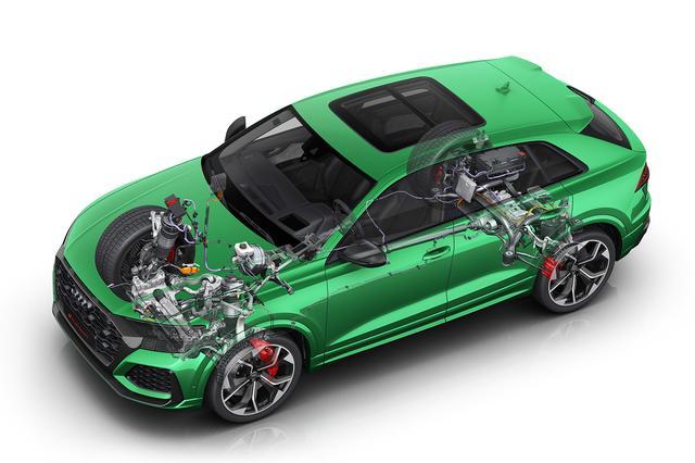 画像3: 「Audi RS Q8」がワールドプレミア