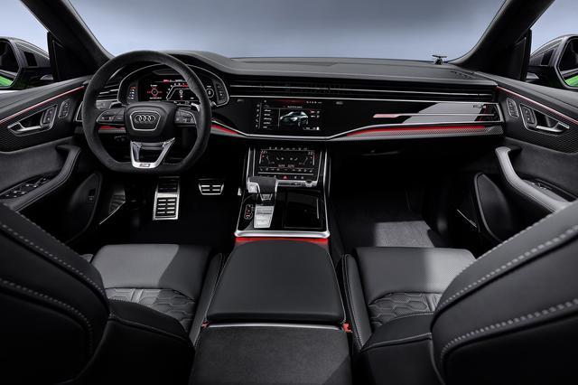 画像5: 「Audi RS Q8」がワールドプレミア