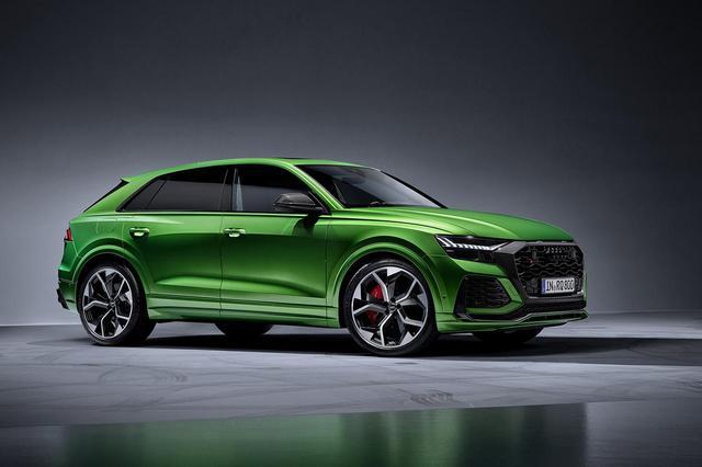 画像4: 「Audi RS Q8」がワールドプレミア